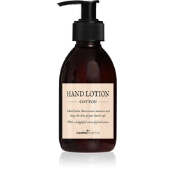 Hand Lotion Cotton