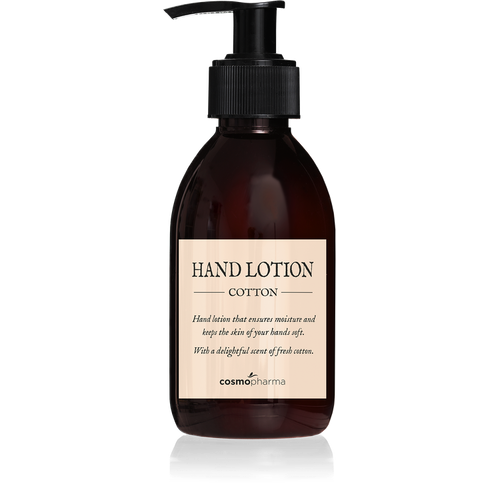 Hand Lotion Cotton