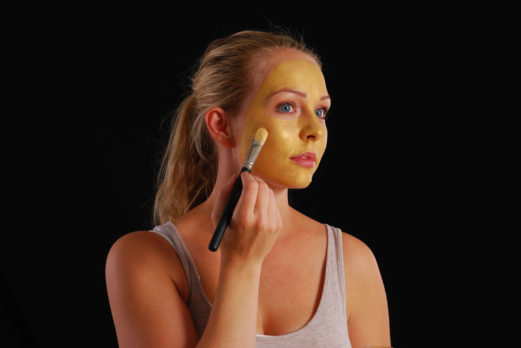 x3 Anti-Aging Gold Mask