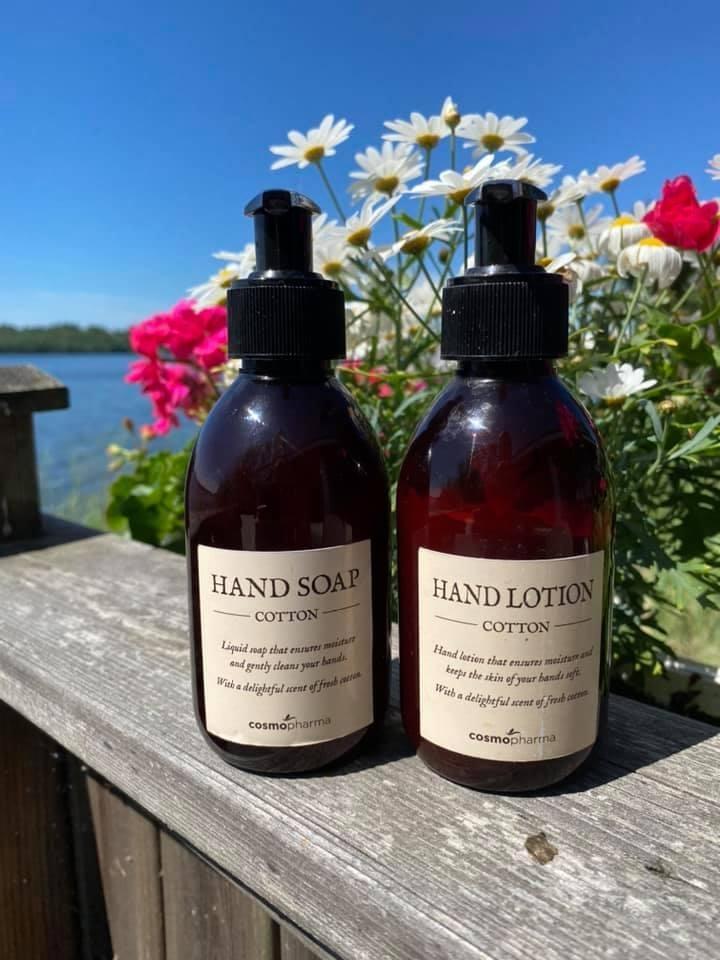 Hand Soap Cotton