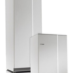 Nibe Compact varmvattenberedare 300 Liter CU inklusive Monterat & Klart