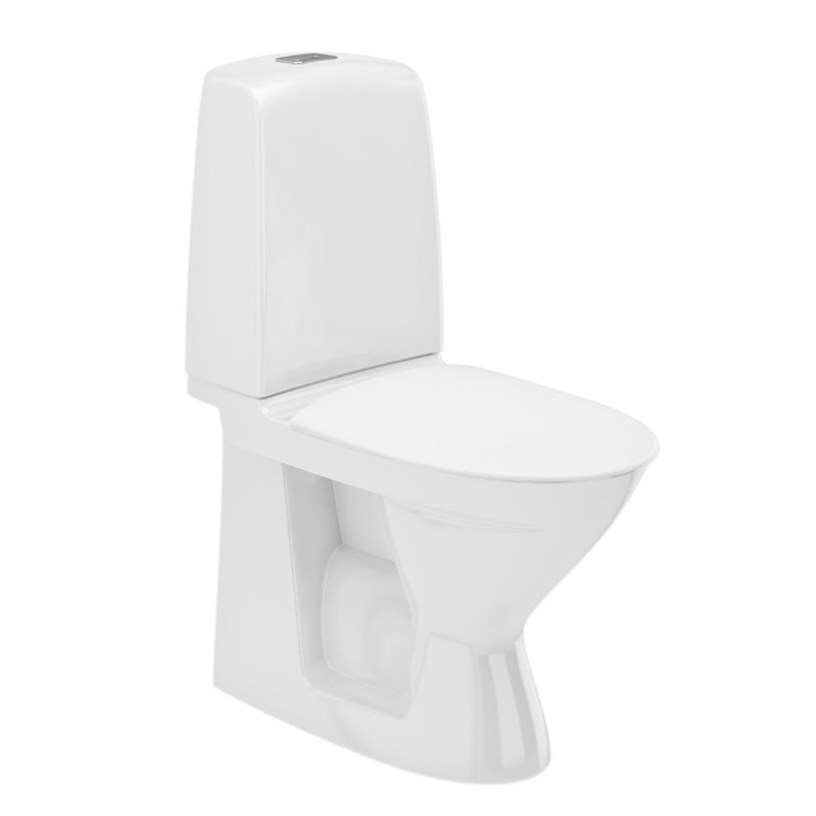 Monterat & Klart Installation - Exklusive Toalettstol