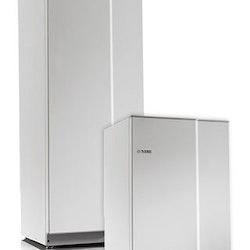 Nibe Compact varmvattenberedare 200 Liter CU inklusive Monterat & Klart