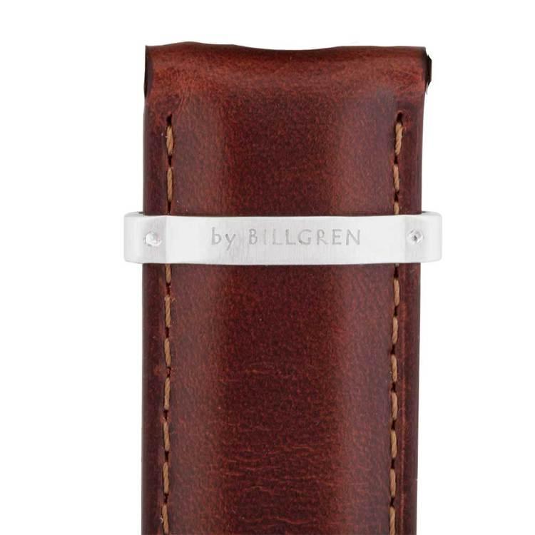 Presenttips herrklocka i läder från By Billgren.