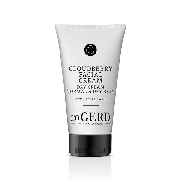 Presenttips cloudberry facial cream från c/o Gerd.