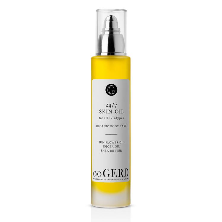 Skin oil 24/7 från Care of Gerd.