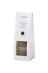 HIMLA - Pure senses doftpinnar, natural linen