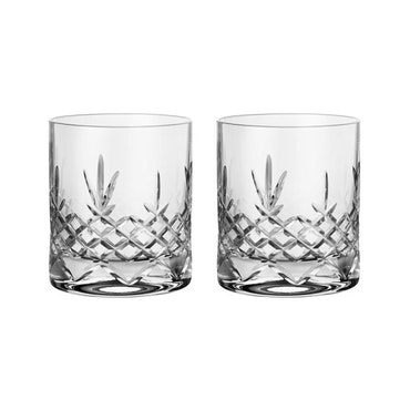 FREDERIK BAGGER - Crispy Lowballglas, 2 pack