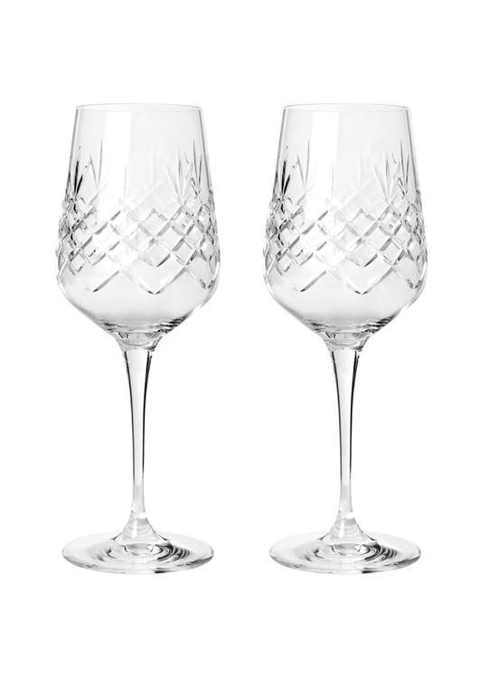 Presenttips Crispy Monsieur vinglas från Frederik Bagger.