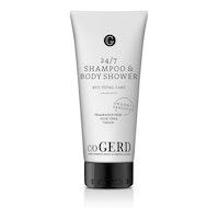 C/O GERD - Shampoo & bodyshower 24/7
