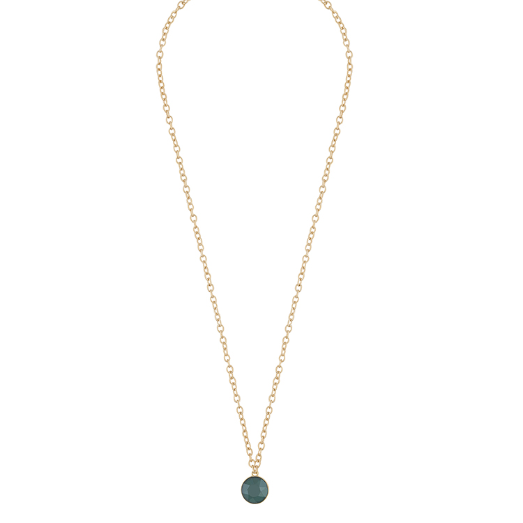 Presenttips Shy small chain halsband från Snö of Sweden.