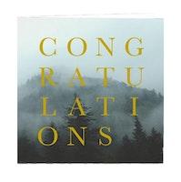 CARD STORE, gratulationskort - Congratulation