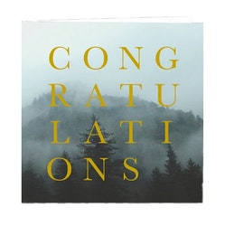 CARD STORE, gratulationskort - Congratulations