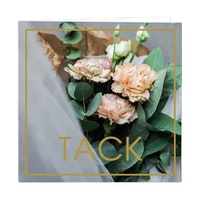 CARD STORE, gratulationskort - Tack