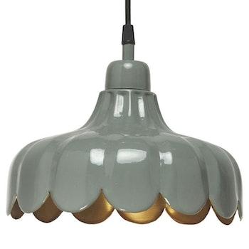 Tak/Fönsterlampa Wells Grön PR Home