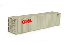 T.B. 40ft container OOCL 1/50