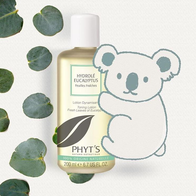 PHYT´S Ansiktsvatten Eucalyptus BIO