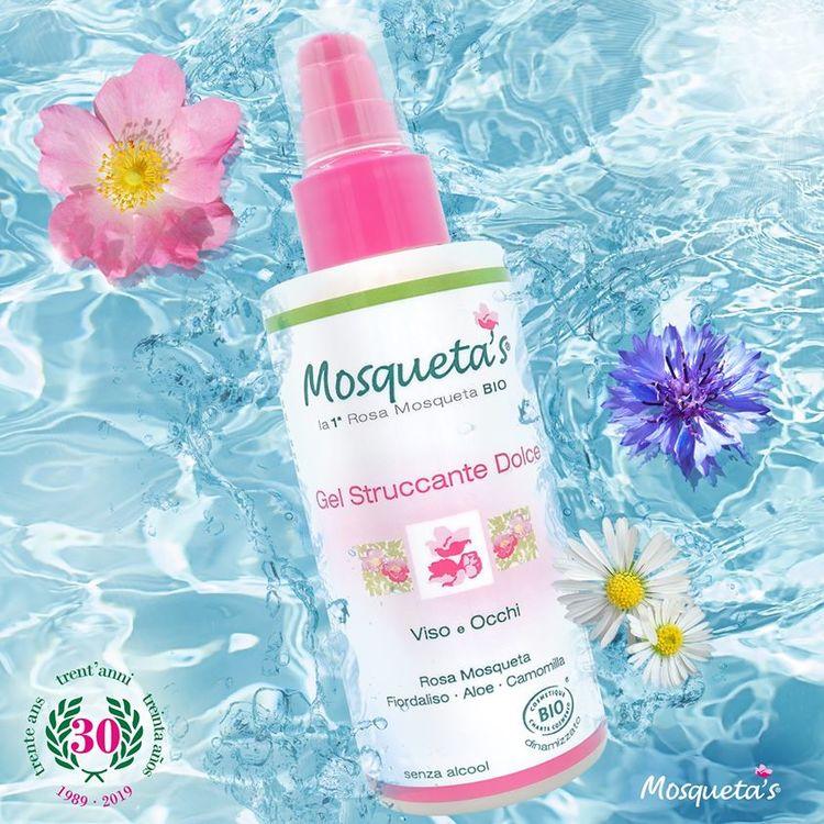 Rengörande gel - Make-up Remover