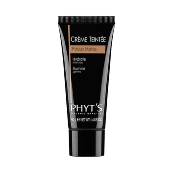 PHYT´S Tonad/färgad fuktgivande cream Mate Skin BIO