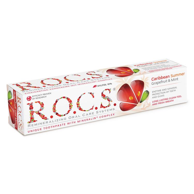 R.O.C.S.® Grapefrukt och mint