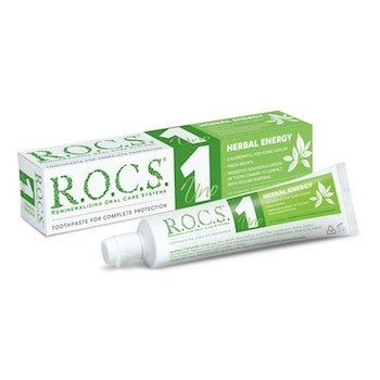 R.O.C.S. ® Uno Herbal Energy