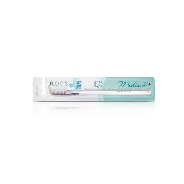 R.O.C.S.® Ergonomisk Tandborste