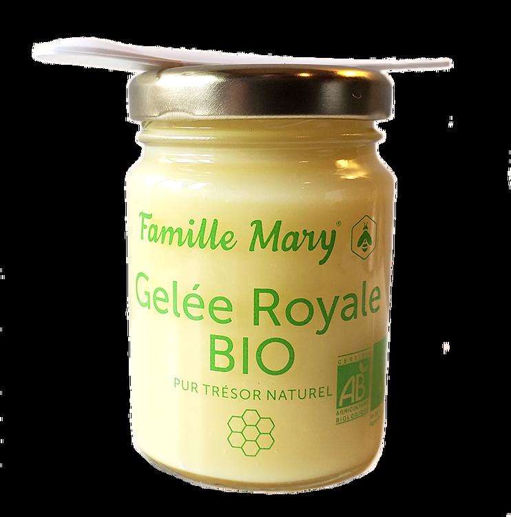 Rent Färskt Ekologisk Bidrottninggelé/ Pure Royal Jelly/ Gelée Royale