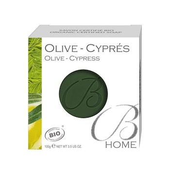 BioNatural ® OLIVE CYPRES aromatisk tvål BIO