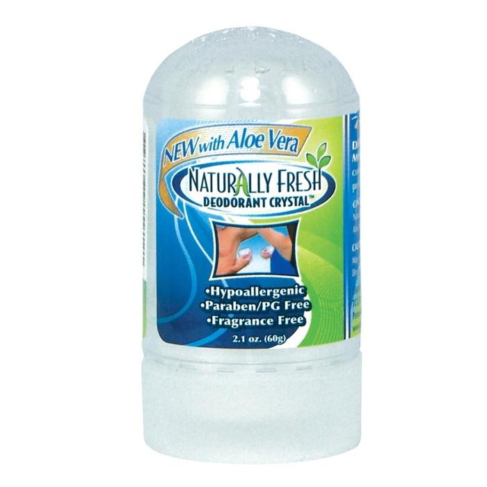 Naturlig Fräsch Deodorant Kristall MiniStick för resor
