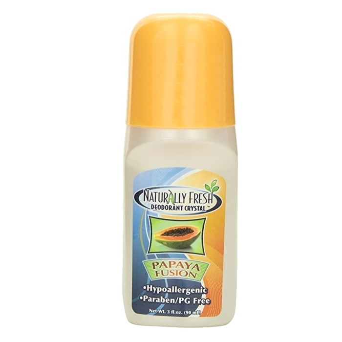 Naturlig Fräsch Deodorant Kristall Papaya Roll On