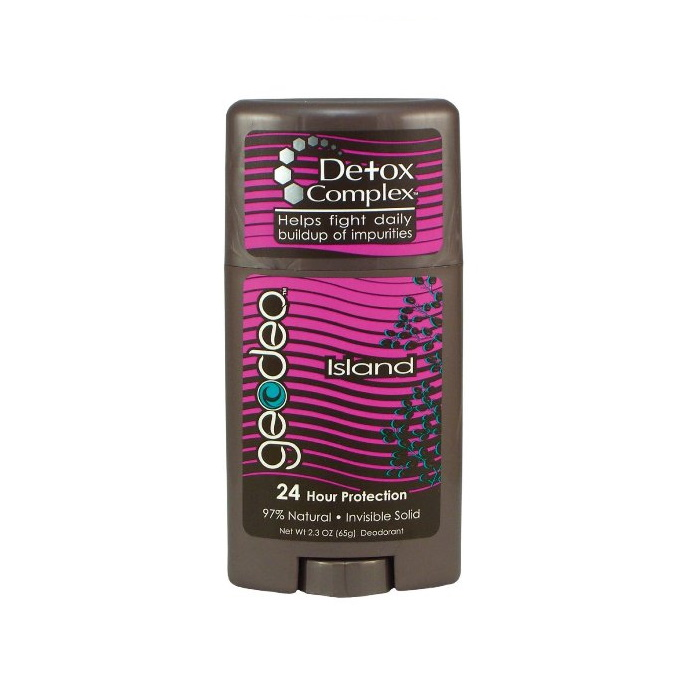 GEODEO® Natural DEOdorant + Detox Complex ™