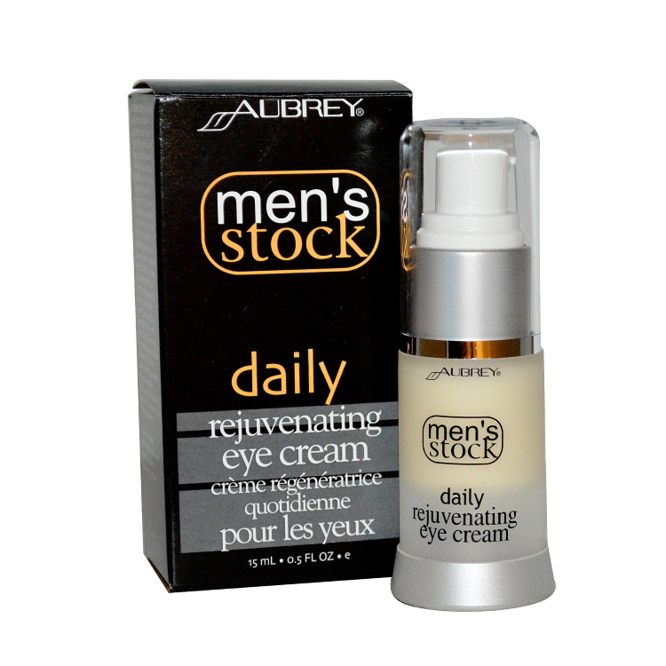 Återfuktande ögonkräm för män
