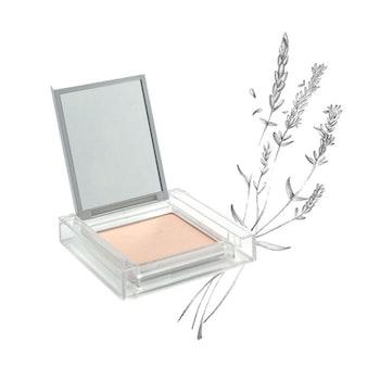 Kompakt crèmepuder med naturlig UV-filter