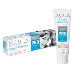 R.O.C.S.® tandkräm-gel PRO Oxywhite Oxygen Whitening