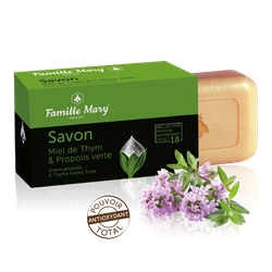 Tvål Timjanhonung & grön propolis