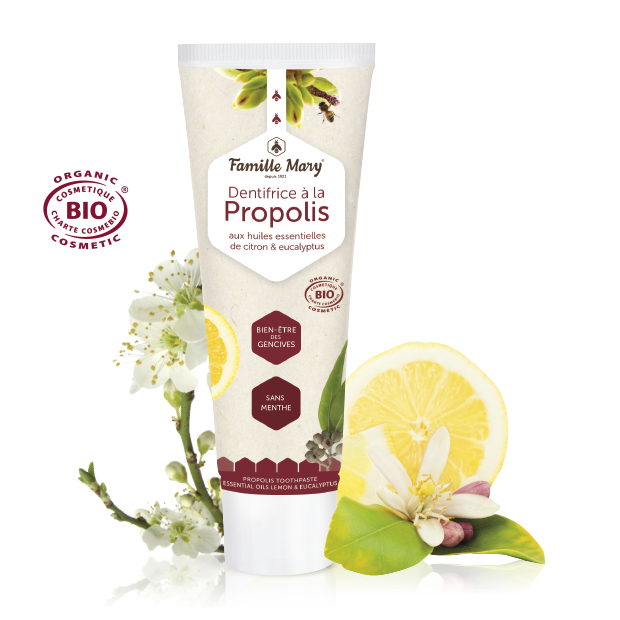 Ekologisk tandkräm Propolis