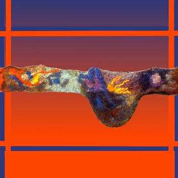Hårband/pannband Multicolor i multimönster