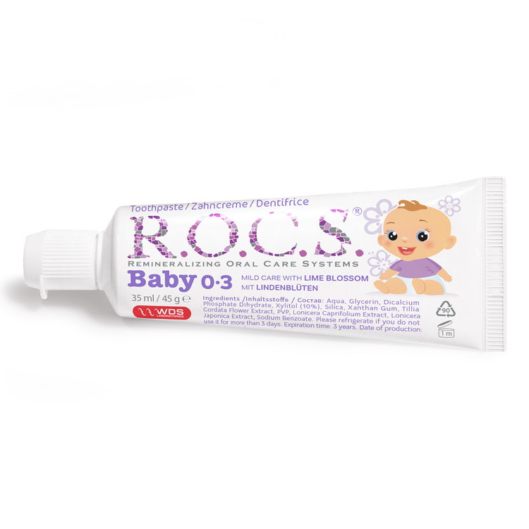 *ECO-product* R.O.C.S.® Baby Linden