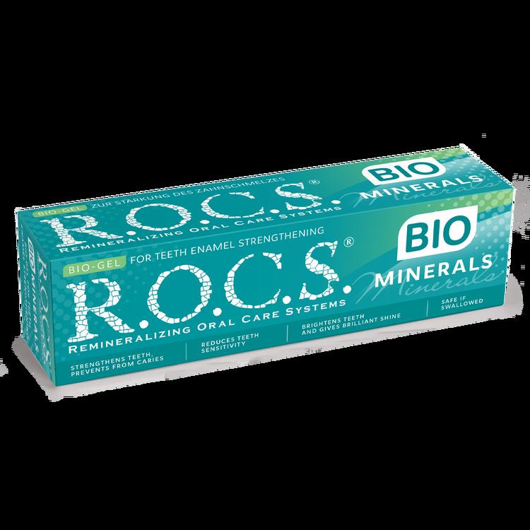 R.O.C.S.® Förstärkande gel Minerals BIO