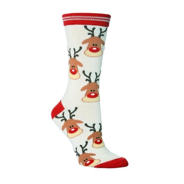 Reinsdyr jul - Sokker