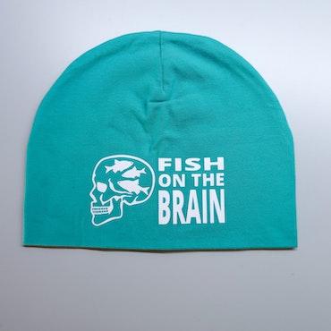 Fish brain Aqua Lue - Voksen ONESIZE