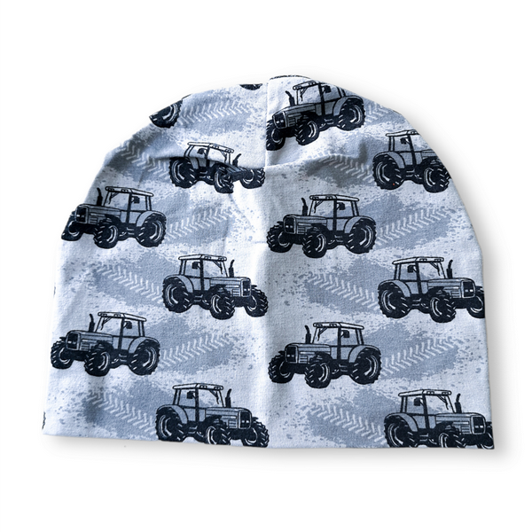 Traktor grå - Lue