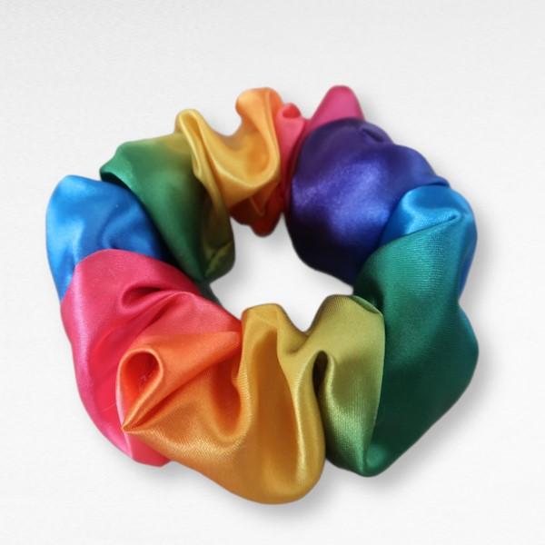 Iris - Basic Scrunchie
