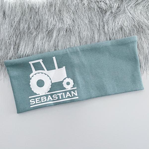Pannebånd traktor/Sebastian