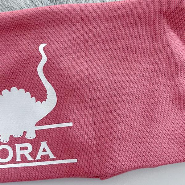 Pannebånd Dinosaur/Nora