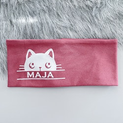 Pannebånd Katt/Maja