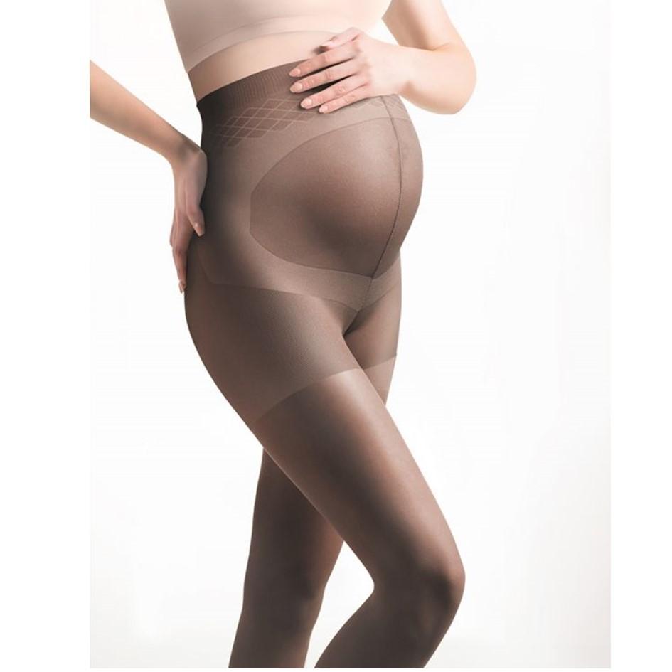 Strumpbyxor för gravida bruna