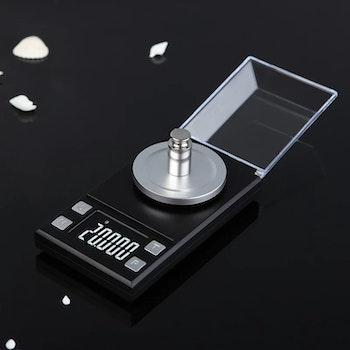 Digital våg 0.001-100 gram fri frakt