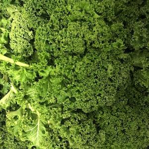 Grönkål 1kg (finns även som knippe)