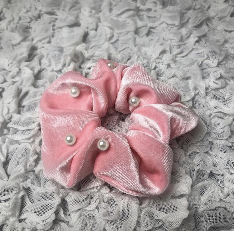Scrunchie | Rosa